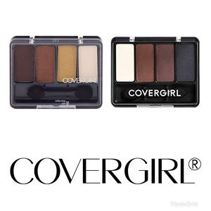 2 discontinued Covergirl eyeshadows
